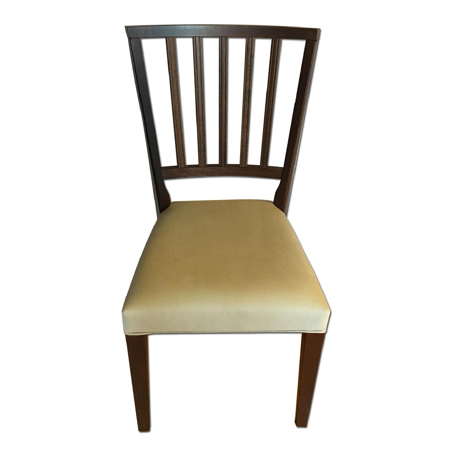 Pottery Barn Dining Chairs - image-0