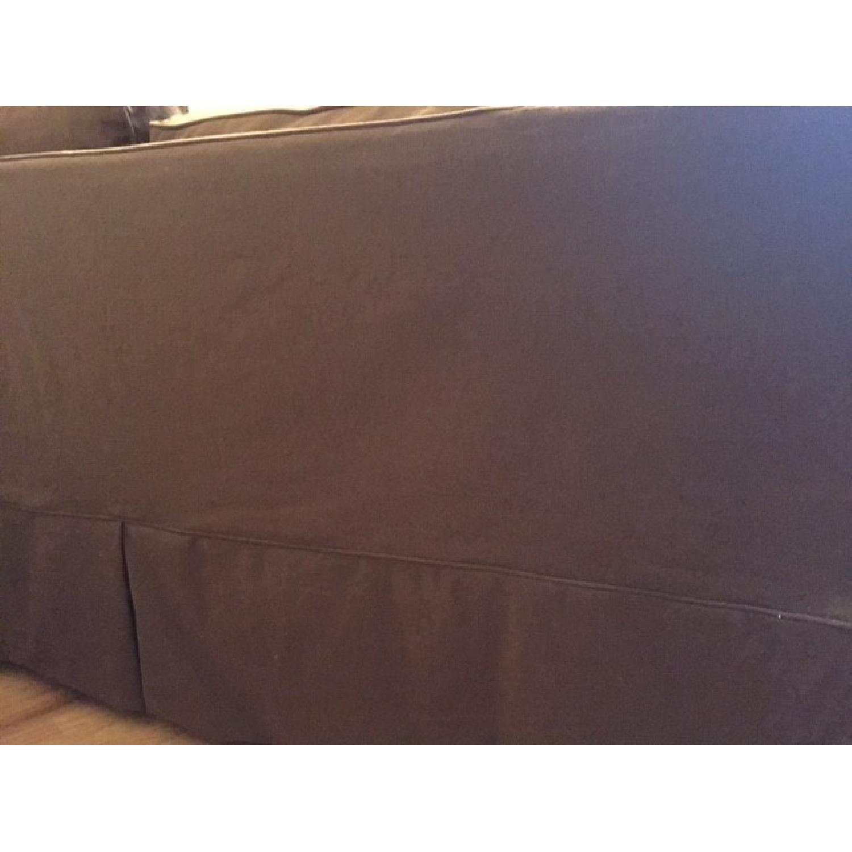Restoration Hardware Sleeper Sectional Sofa - image-3