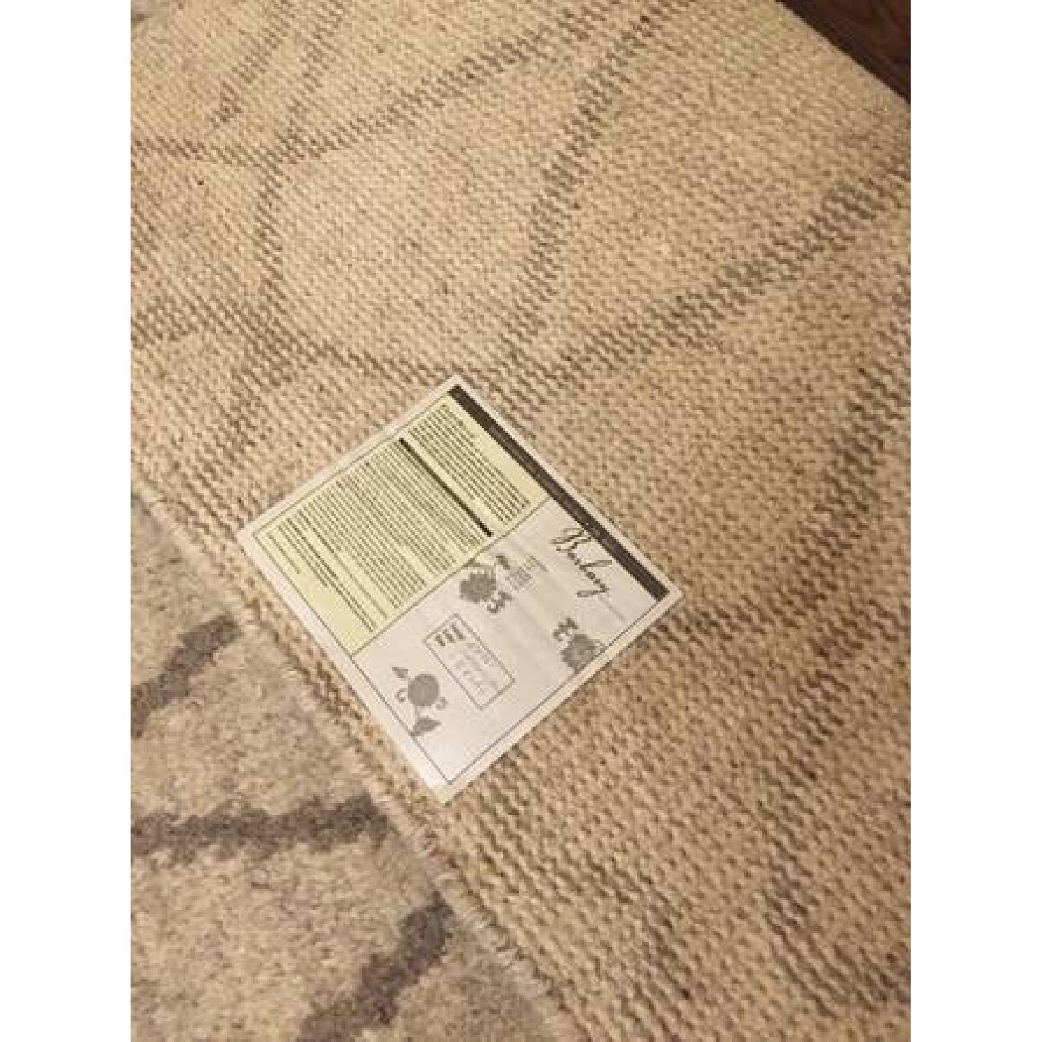 Feizy Barbary Collection Modern Wool Rug - image-3