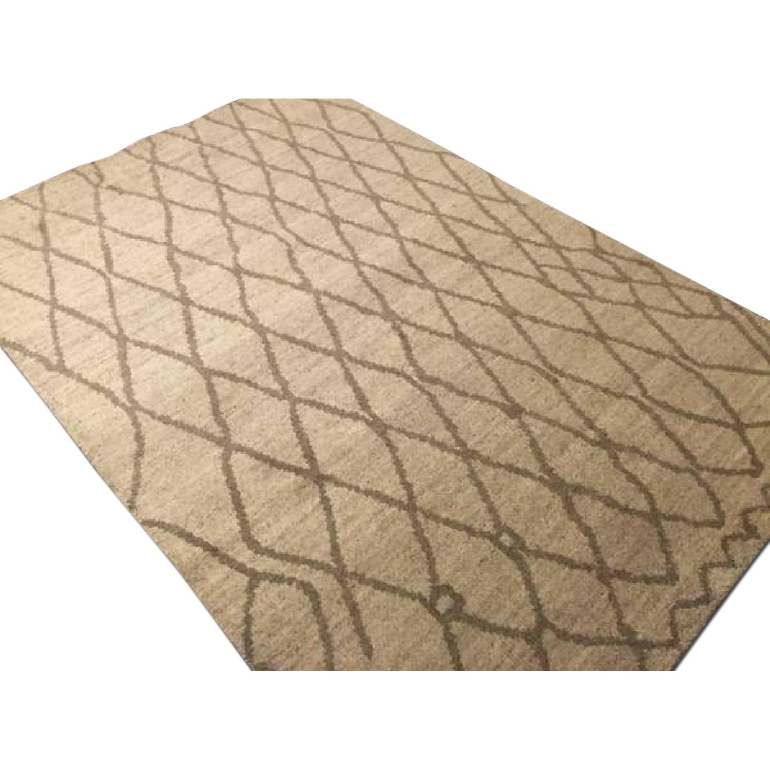 Feizy Barbary Collection Modern Wool Rug - image-0