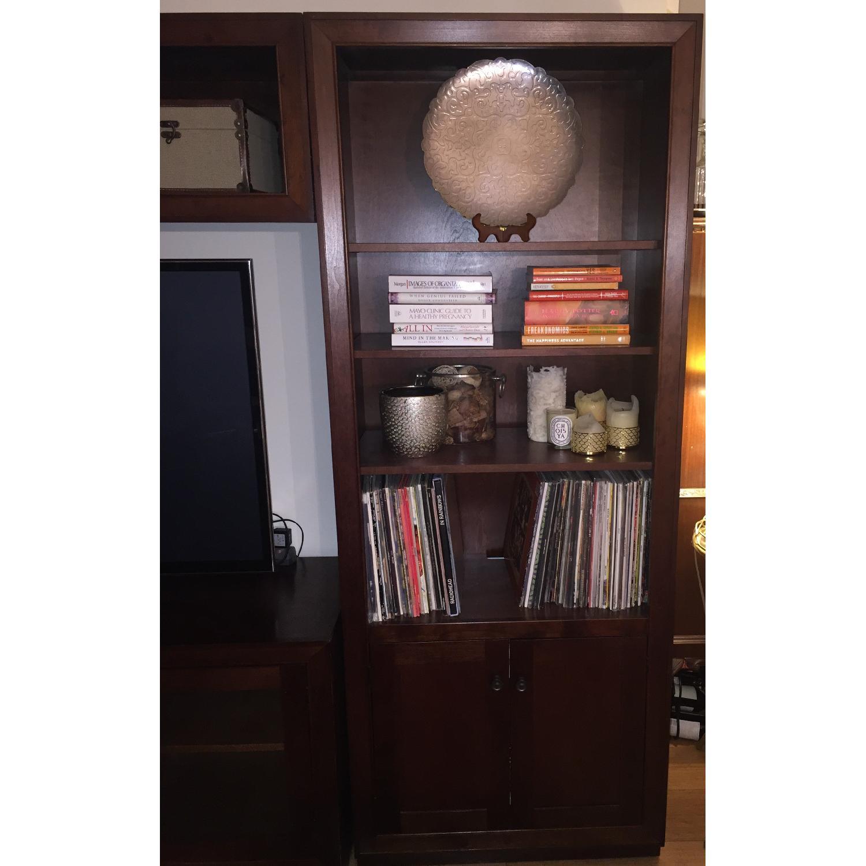 Crate & Barrel Library Medium Media Center - image-2
