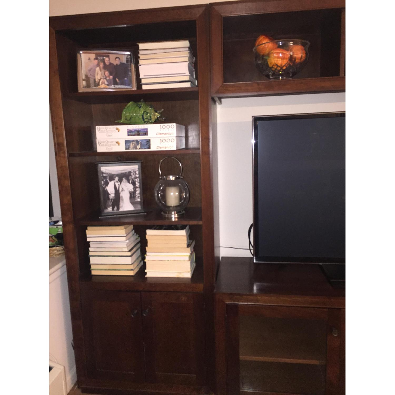 Crate & Barrel Library Medium Media Center - image-3