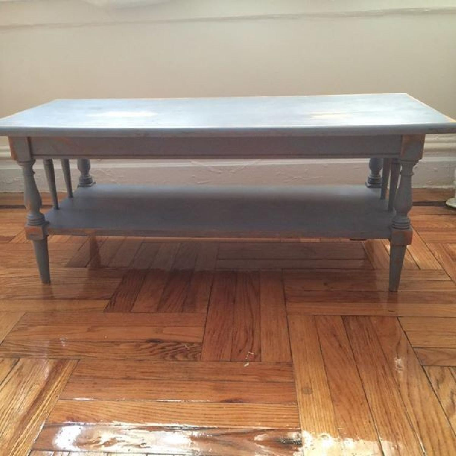 Rustic Coffee Table - image-1