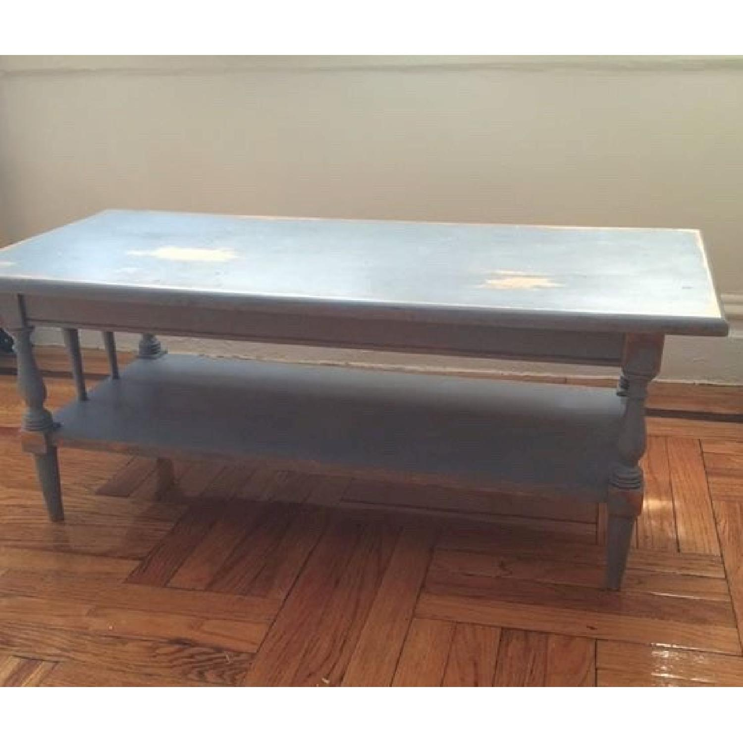 Rustic Coffee Table - image-2