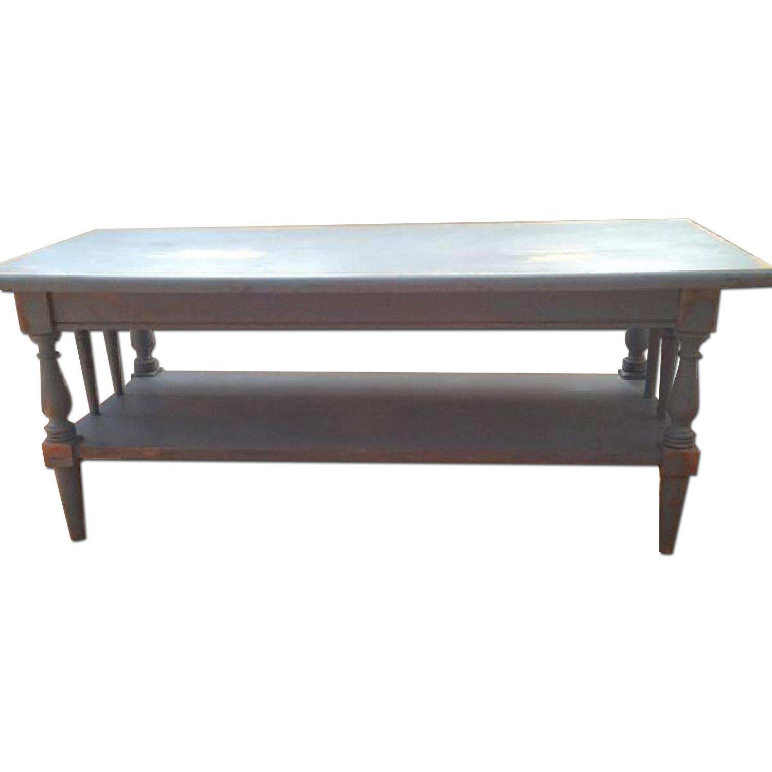 Rustic Coffee Table - image-0