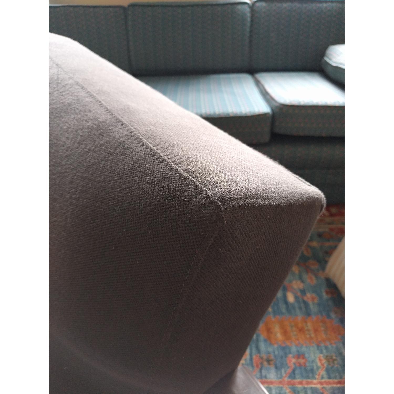 Room & Board Hubbard Modern Steel Rocking Chair - image-5