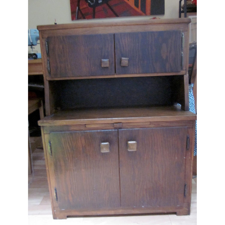 Toy Kitchen Cupboard - image-1