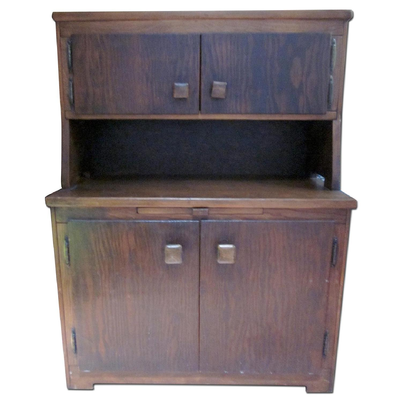 Toy Kitchen Cupboard - image-0