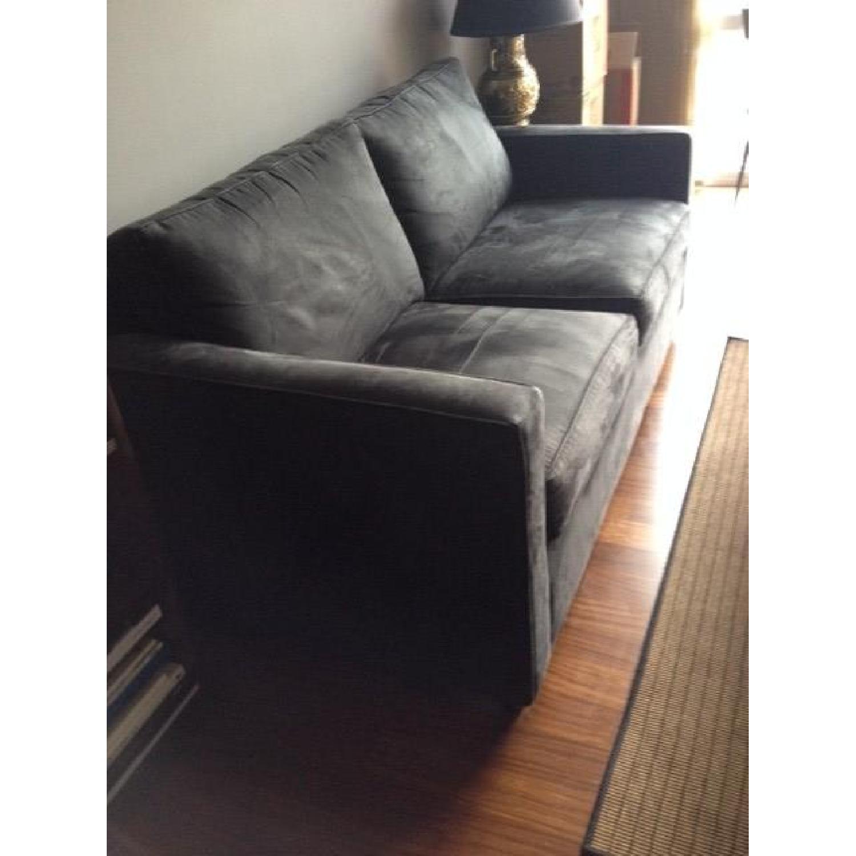 Crate & Barrel Sleeper sofa - image-4