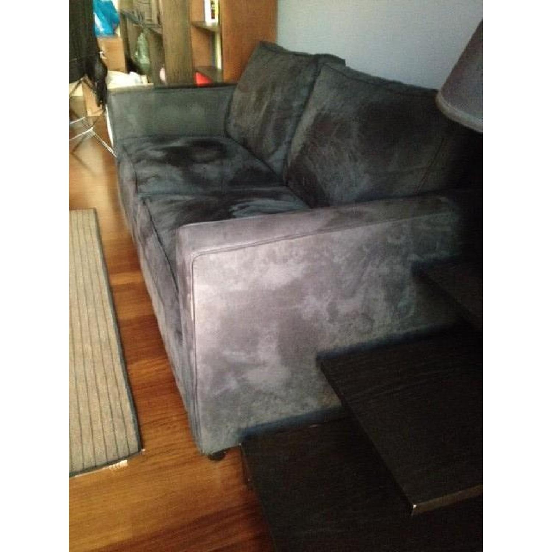 Crate & Barrel Sleeper sofa - image-5