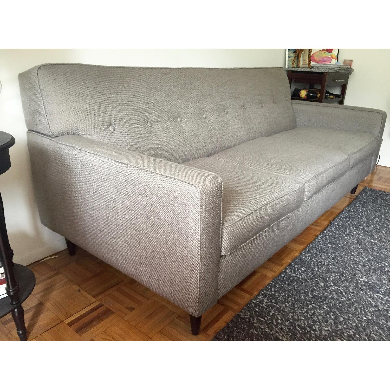 Macy's Sofa in Granite - image-2