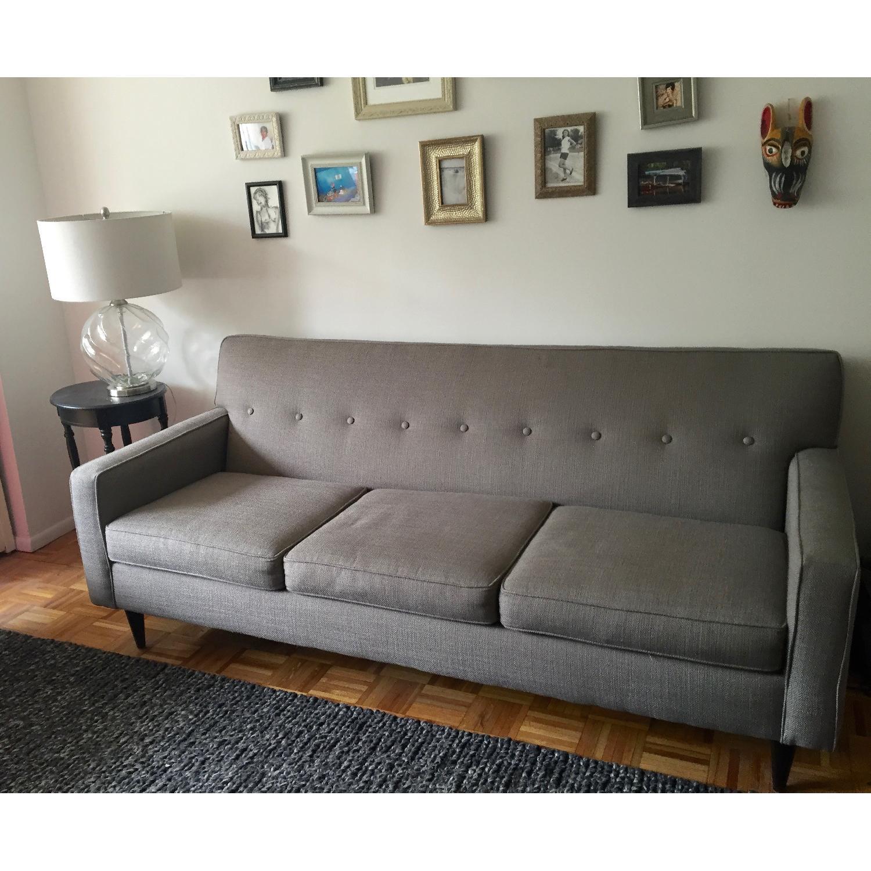 Macy's Sofa in Granite - image-3