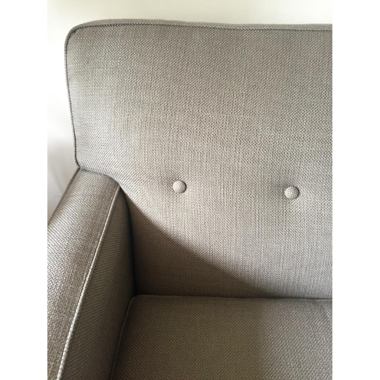 Macy's Sofa in Granite - image-4