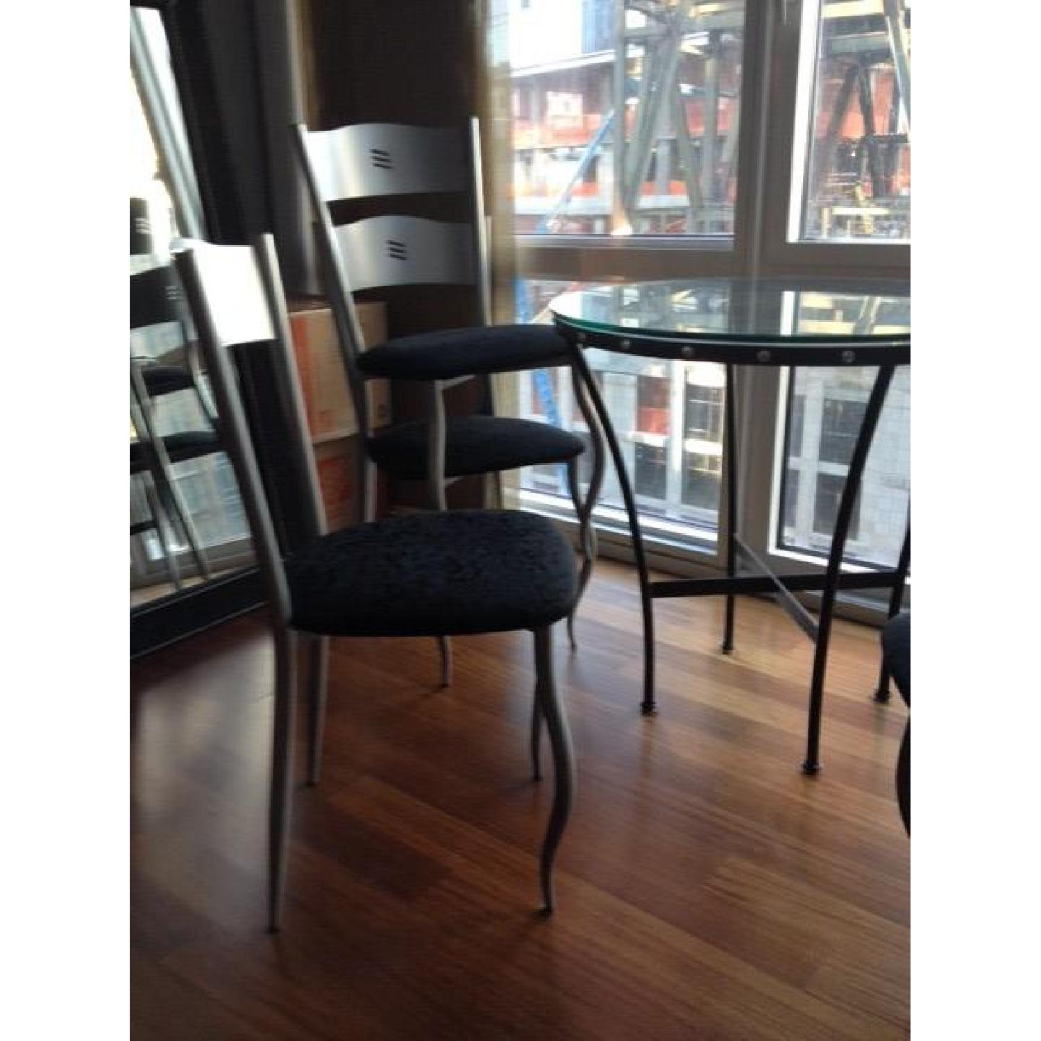 Glass Table w/ 4 Chairs - image-3