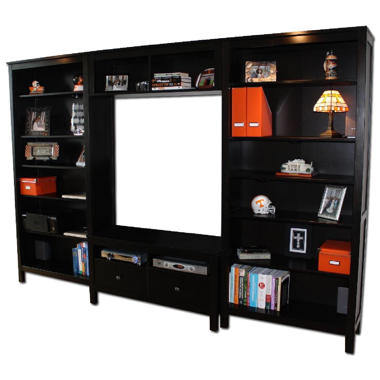 Ikea Hemnes Entertainment Center - image-0