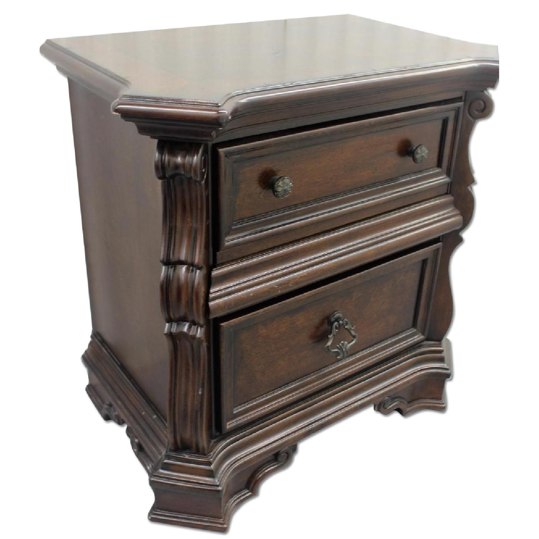 Liberty Furniture Vienna Nightstand + Dresser + Chest - image-23