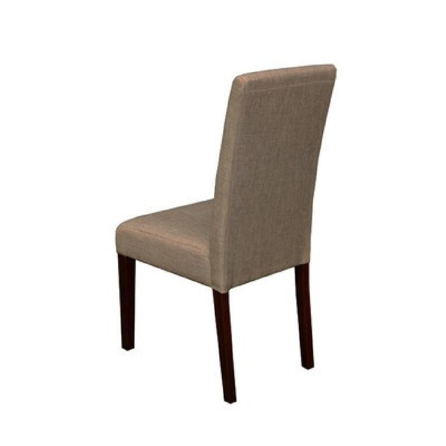 Monsoon Pacific Beige High-Backed Dining Chairs - image-2