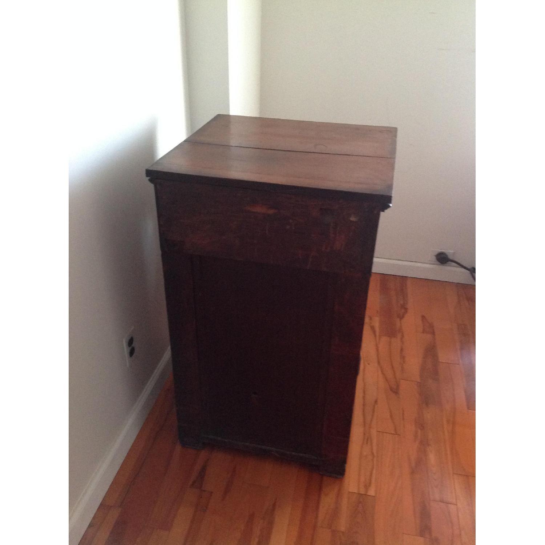 Antique Side Cabinet - image-2