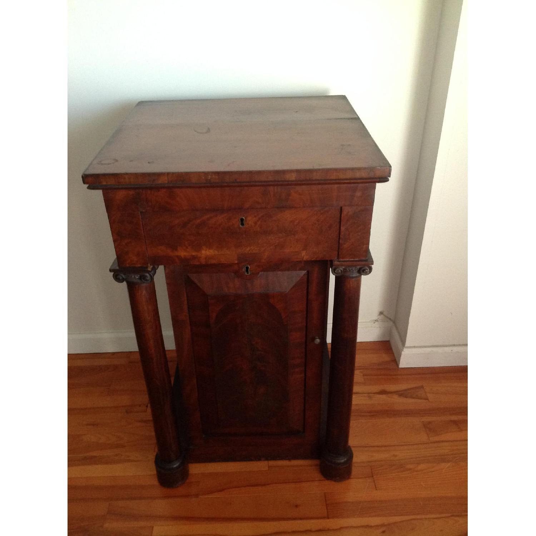 Antique Side Cabinet - image-6