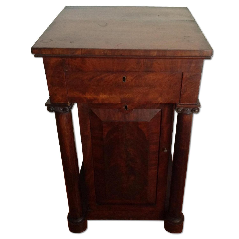 Antique Side Cabinet - image-0