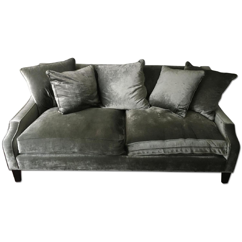 Z Gallerie Brighton Sofa - image-0