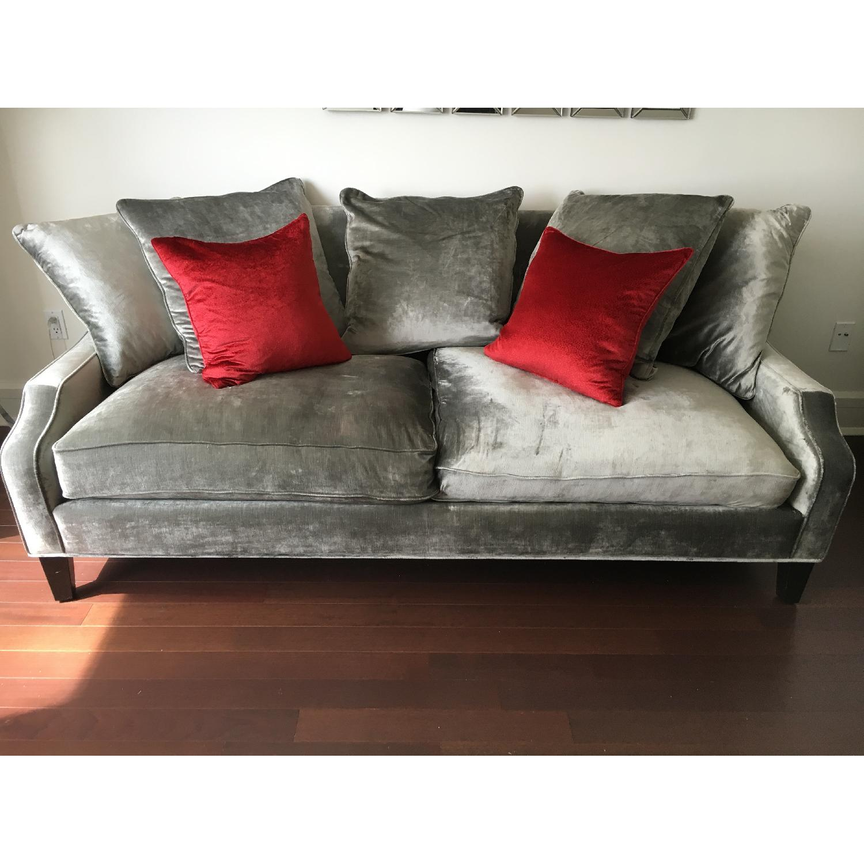 Z Gallerie Brighton Sofa - image-2