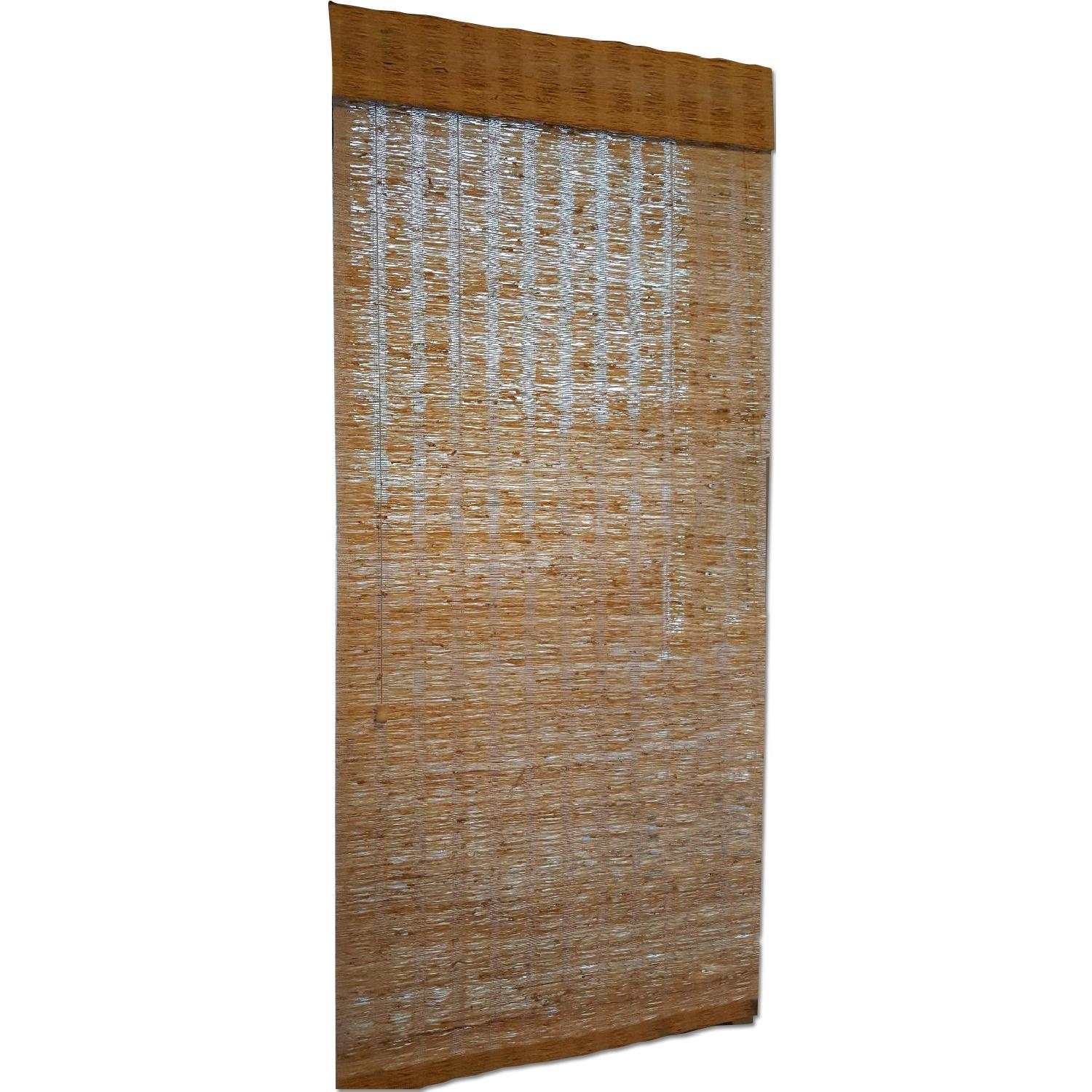 The Shade Store Woven Wood Shade Top Down/Bottom Up - image-0