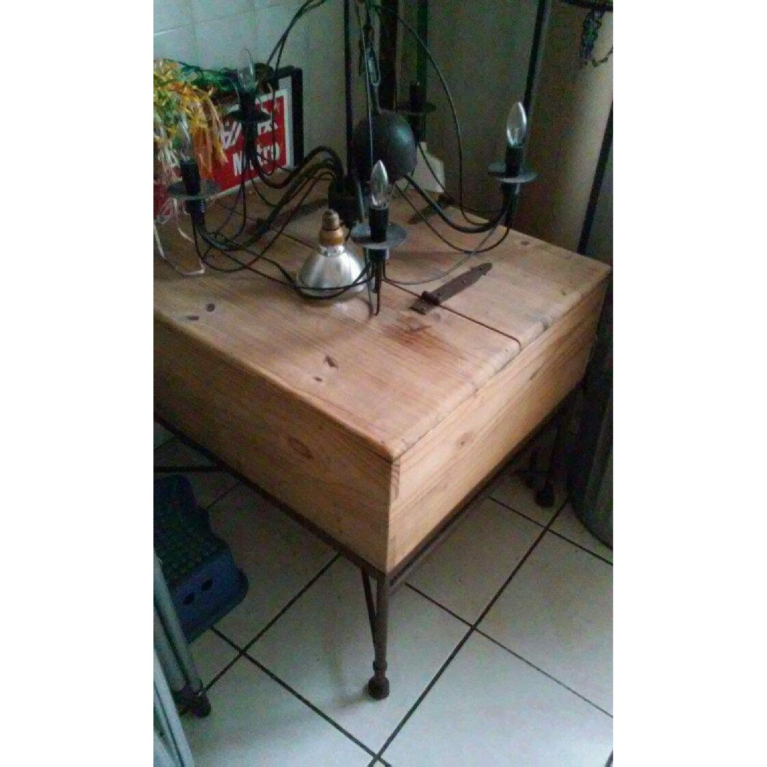 Natural South West Santa Fe Coffee Table - image-4