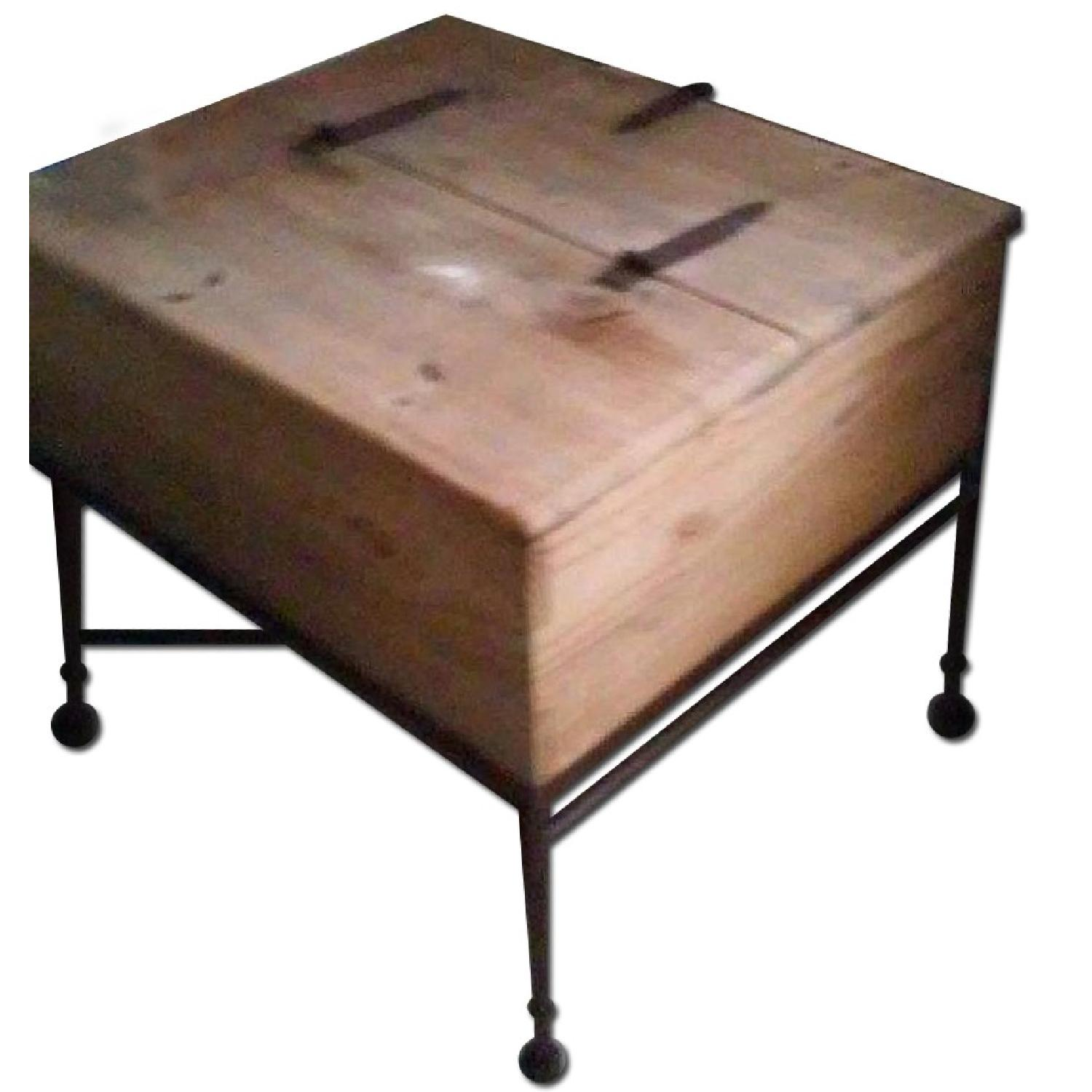 Natural South West Santa Fe Coffee Table - image-6