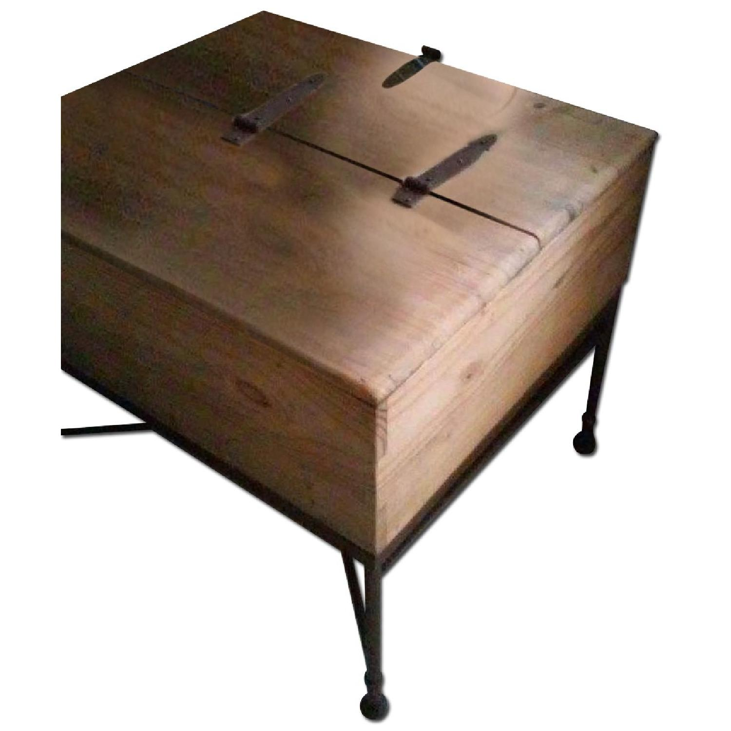 Natural South West Santa Fe Coffee Table - image-0