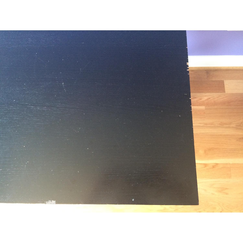 Crate & Barrel Spotlight Ebony Desk - image-9