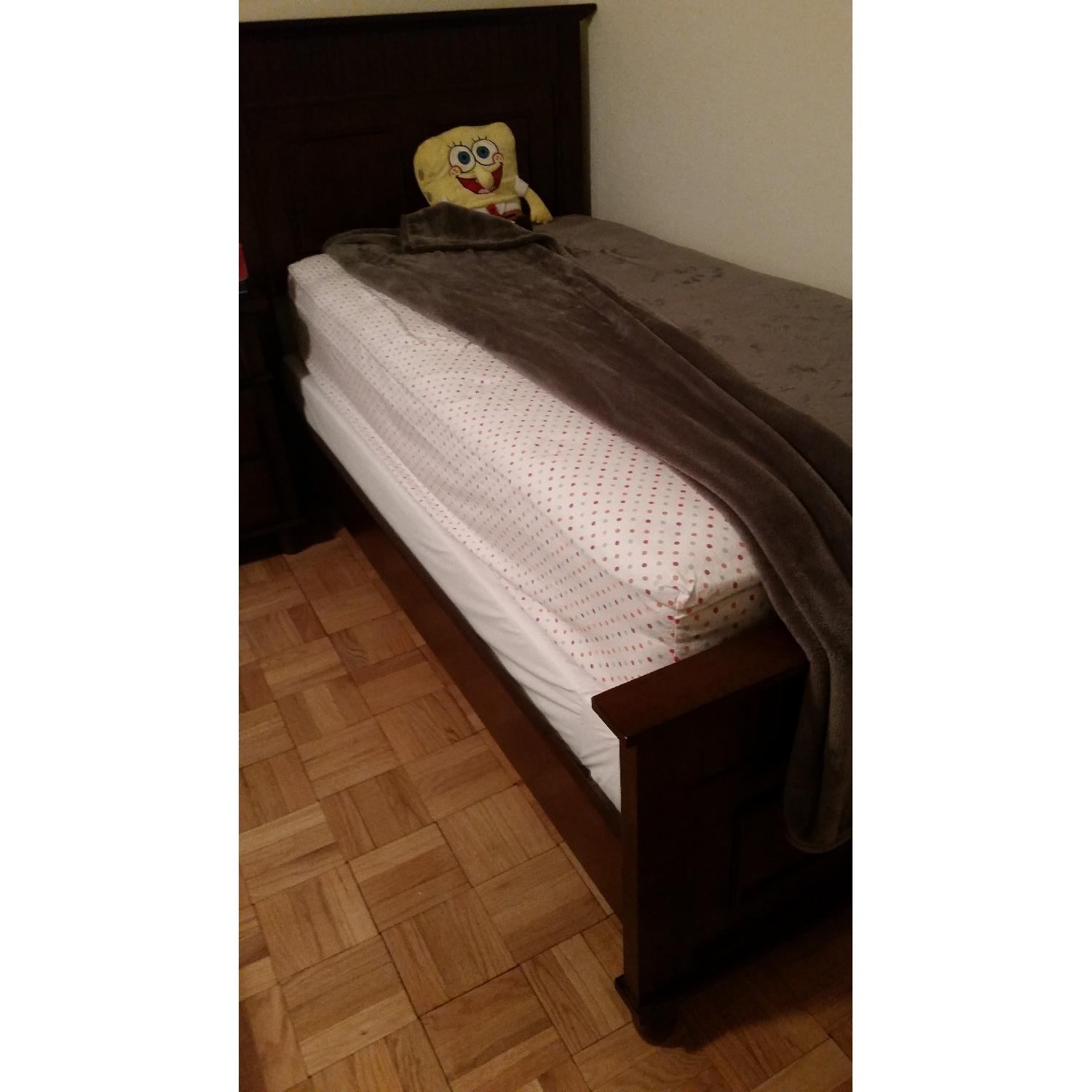 Bob's Spencer Cherry Twin Bed - image-2