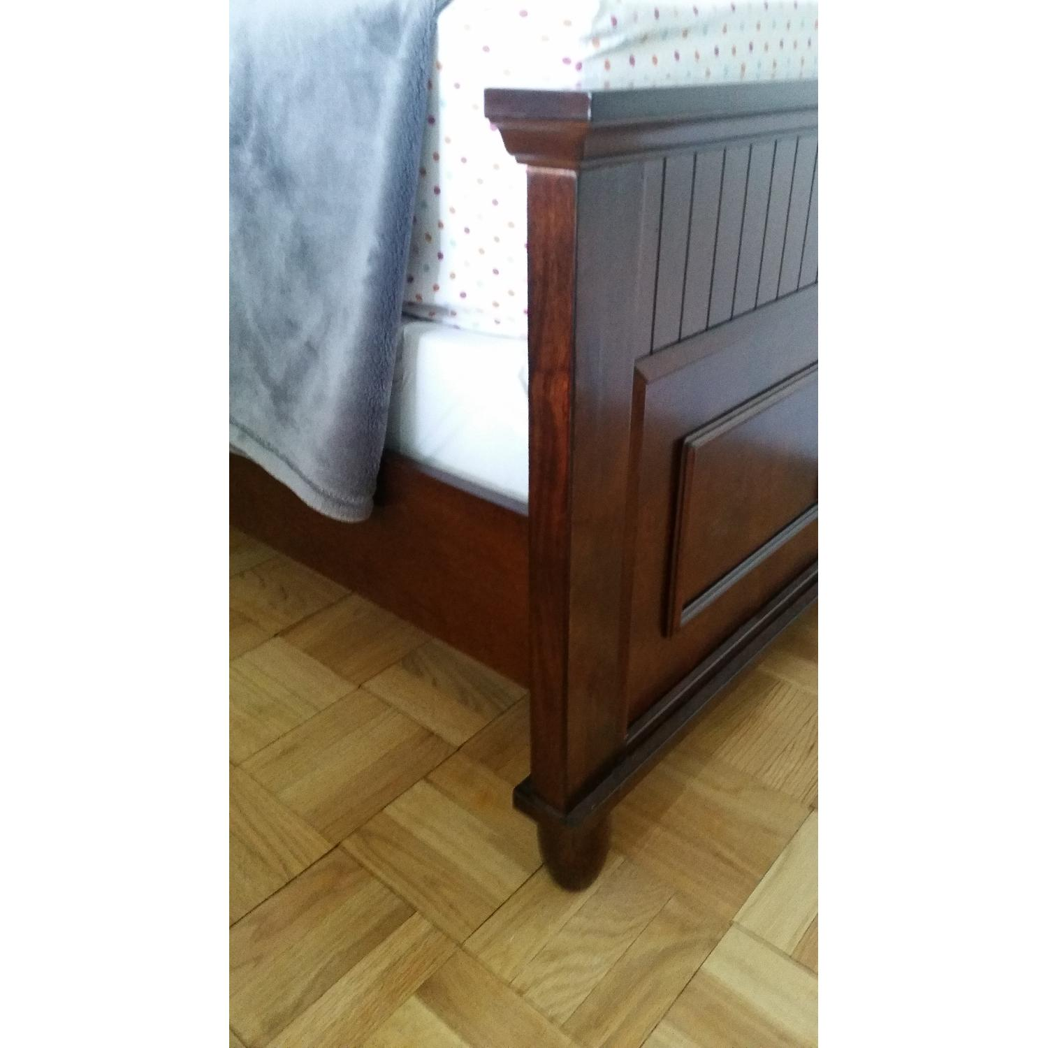 Bob's Spencer Cherry Twin Bed - image-5
