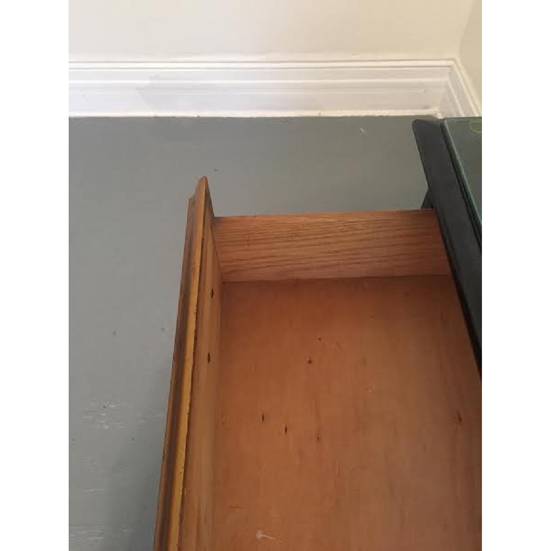 Solid Wood Black Dresser - image-4
