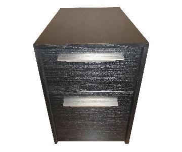 BDI Rolling File Cabinet