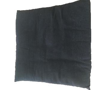 Black Seating Pillows