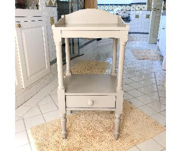 Restoration Hardware Baby and Child End Tables