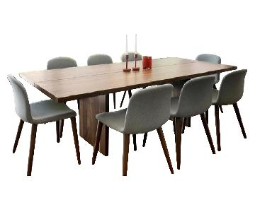 Design Within Reach Gather Walnut Table