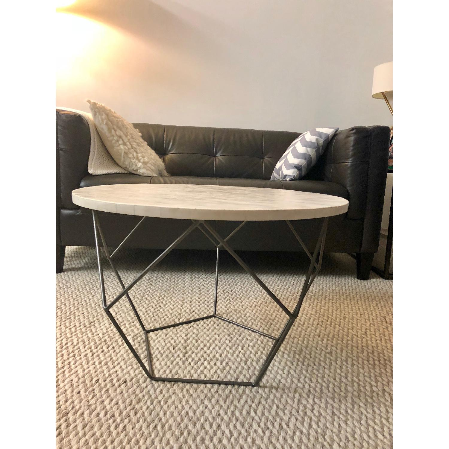 West Elm Origami Coffee Table-1