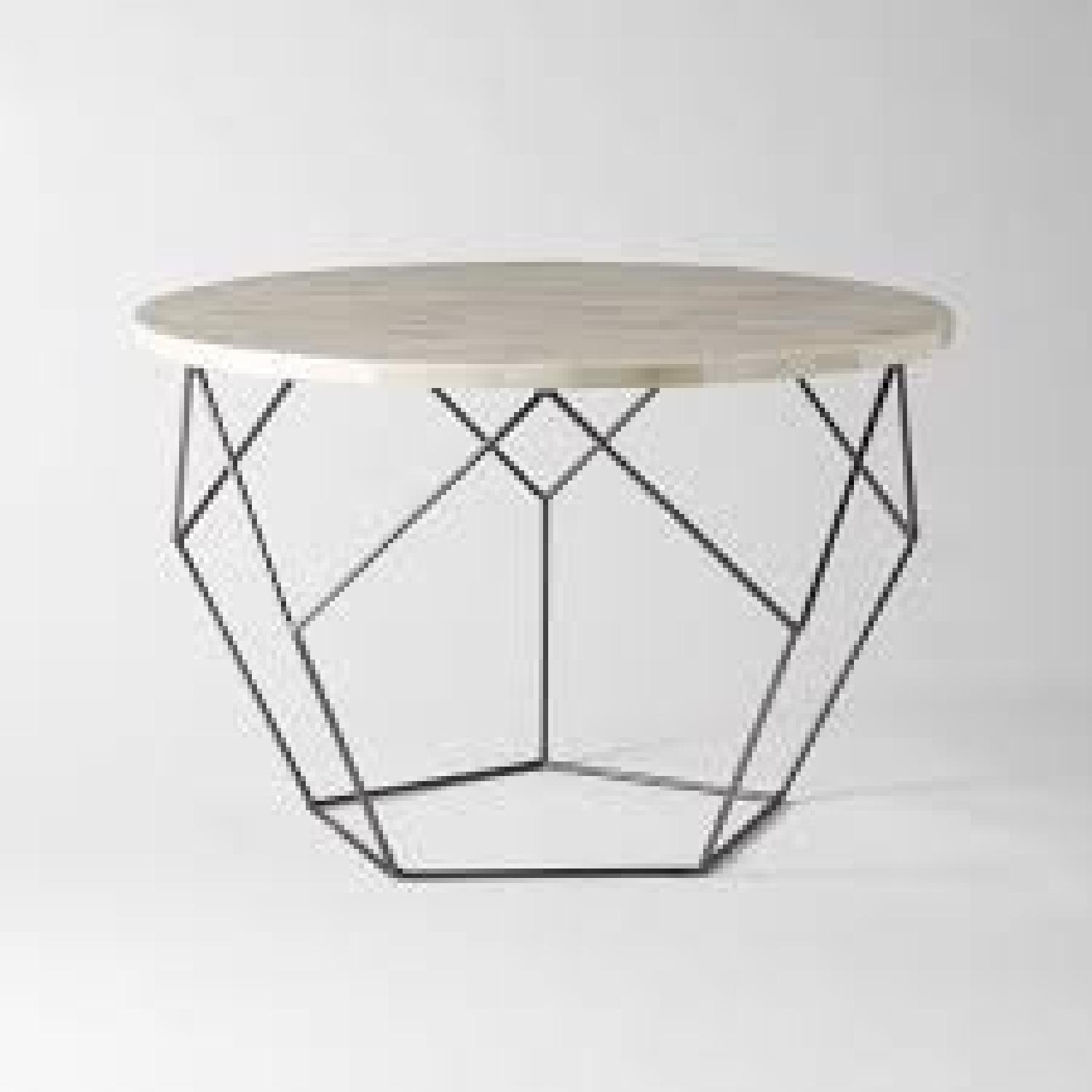 West Elm Origami Coffee Table-3