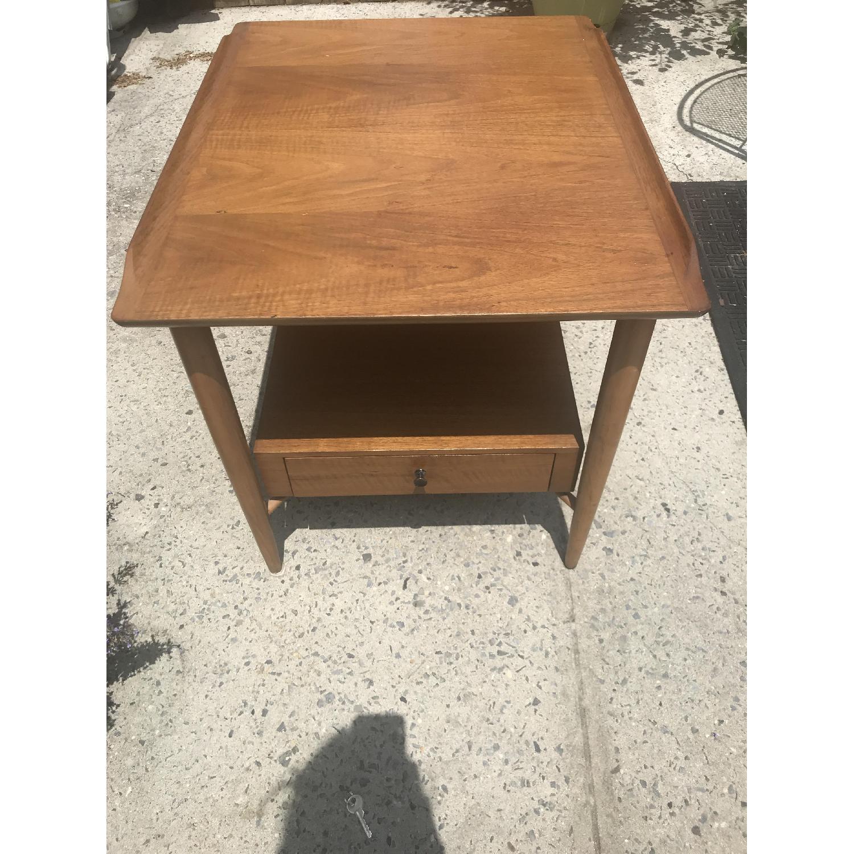 Danish Vintage Modern Sideend Tables