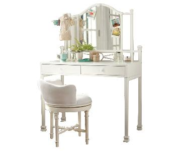 Pottery Barn Teen Meadow Vanity