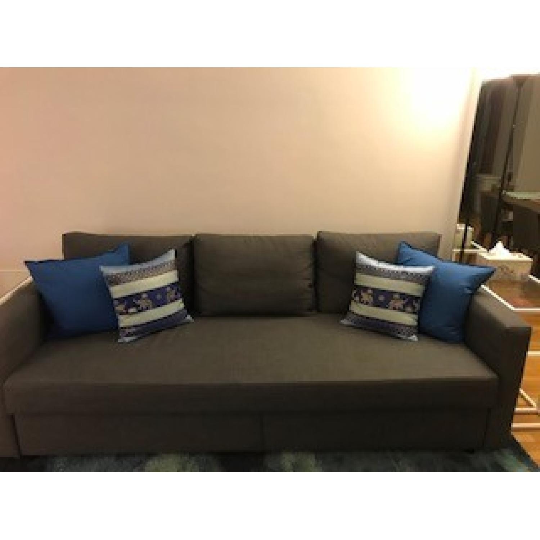 Ikea Friheten ikea friheten sleeper sofa w storage aptdeco