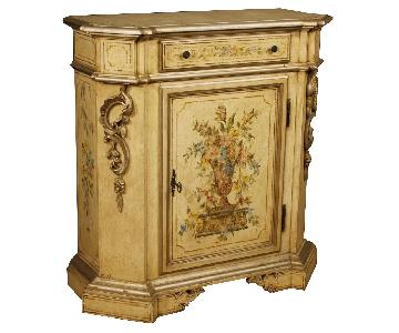 Italian Sideboard in Lacquered & Painted Wood