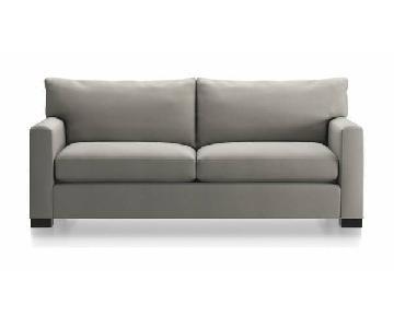 Crate & Barrel Axis II 2 Seater Sofa