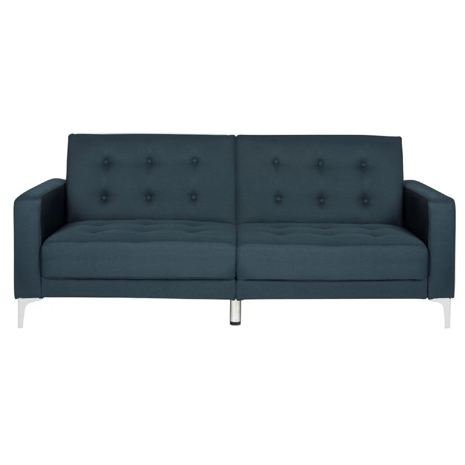Wade Logan Jayde Contemporary Sleeper Sofa ...