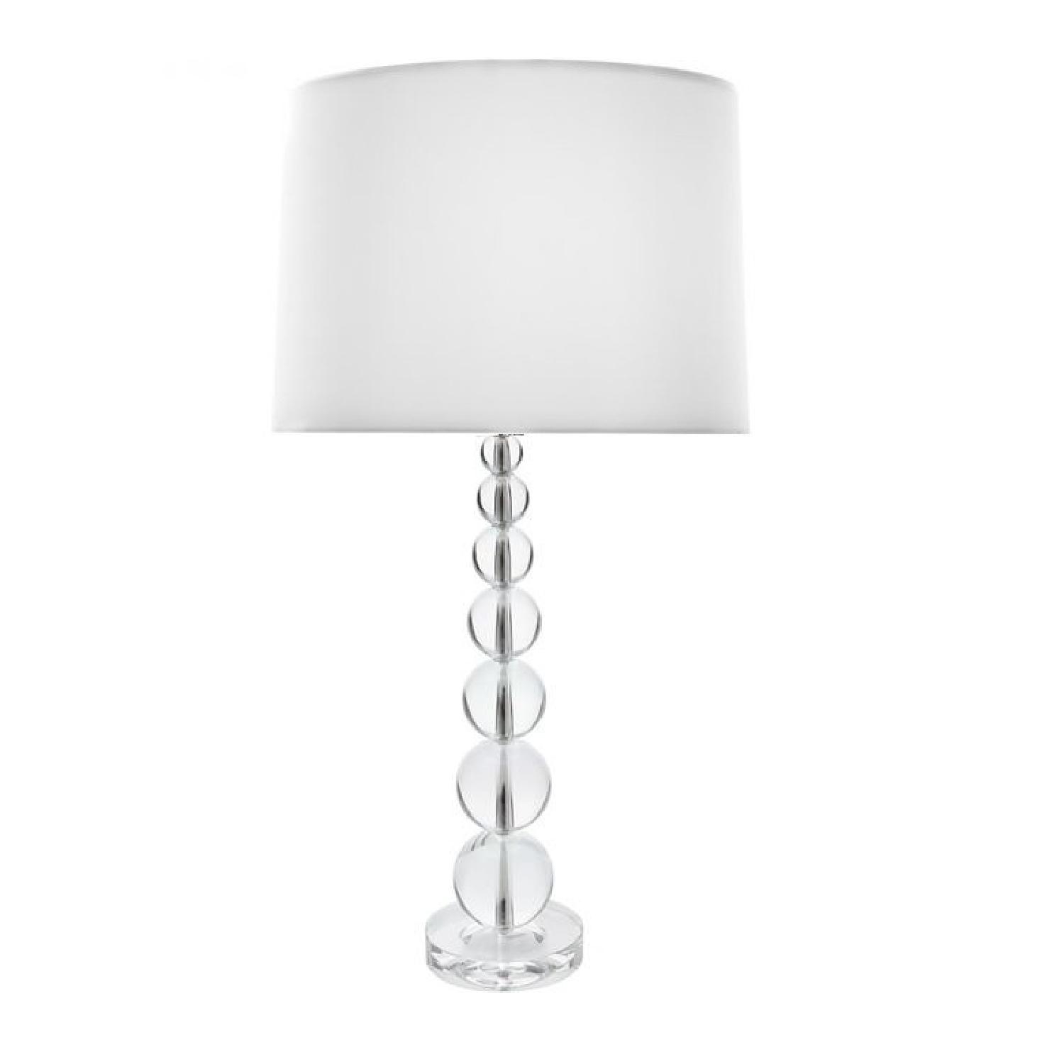table set ball and crystal wayfair lamp piece keyword floor