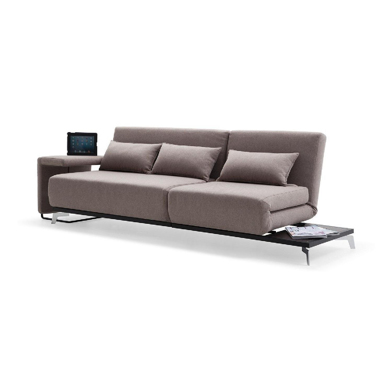 Apollo Modern Convertible Sofa Sleeper: Modern Convertible Sleeper Sofa