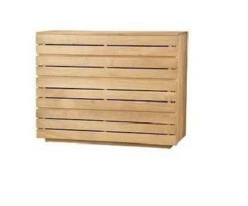 Crate & Barrel Elan 4 Drawer Dresser