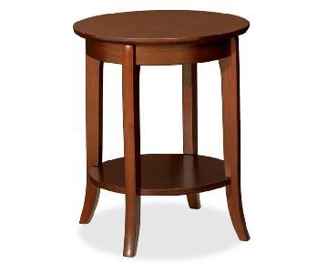 Pottery Barn Chloe Side Table